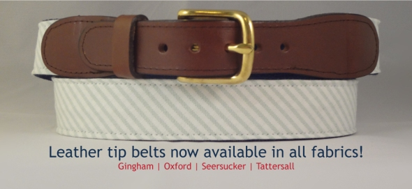 New Belts